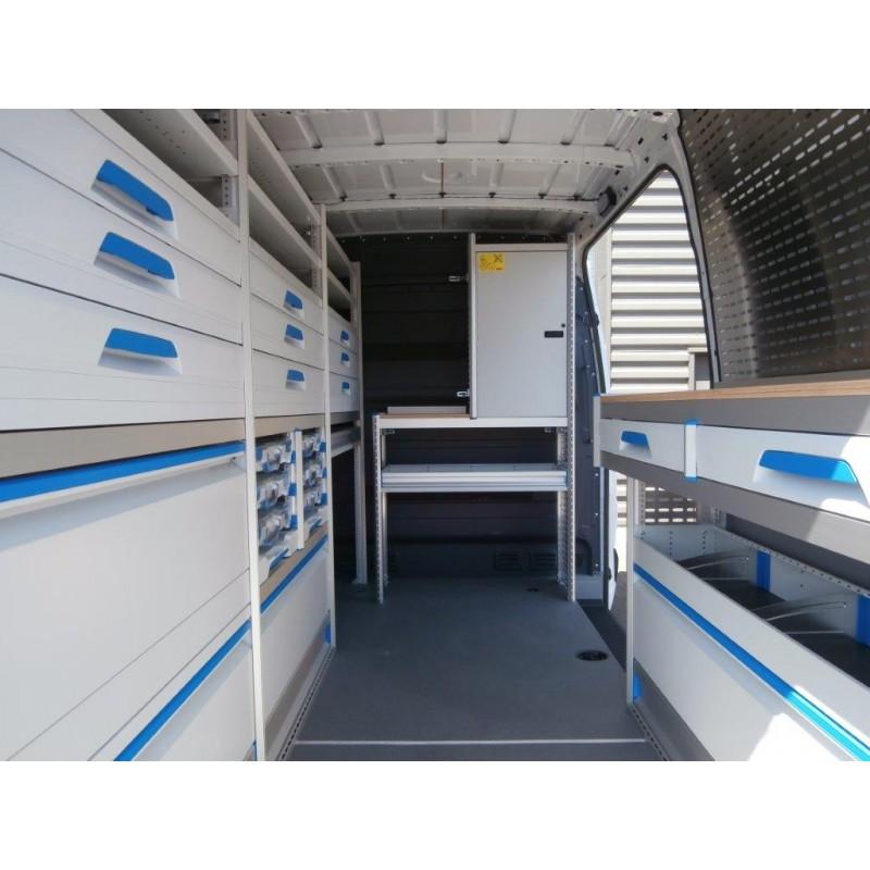 Kit d am nagement et protection int rieur fourgon v hicule for Amenagement interieur de vehicule utilitaire