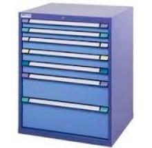 Armoire atelier 7 tiroirs