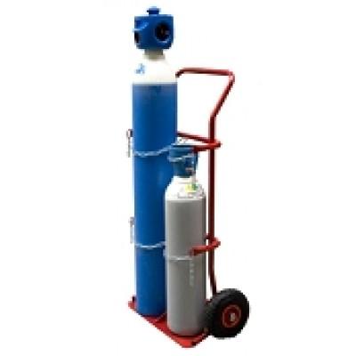 diable porte 2 bouteilles atelier charge 200kg