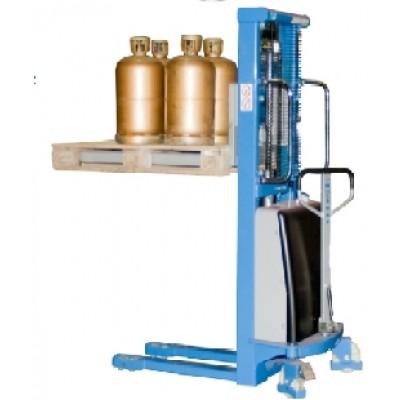 Gerbeur semi électrique 1000 kg fabrication française