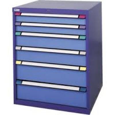 Armoire atelier 6 tiroirs