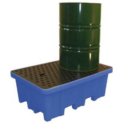 Bac de rétention polyéthylène rétention 230 litres