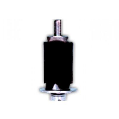 Fixation acier expansible pour tube carré 21.5 - 24