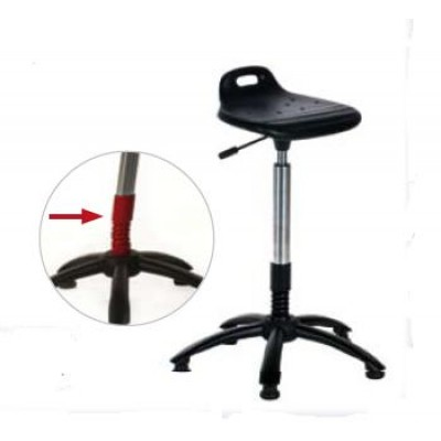 Siège assis debout flexible polyuréthane