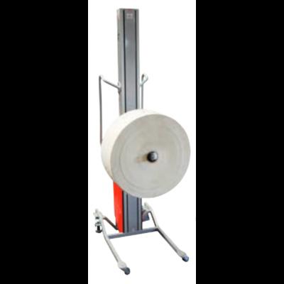 Gerbeur Mono Mat ACIER ALU ou INOX  80 à 200 Kg H 1.2 à 2 m