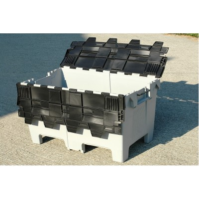 Container plastique Hog Box empilable