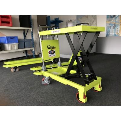 Table élévatrice mobile, capacité 300 kg