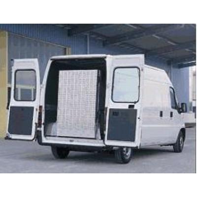 Rampe repliable en aluminium 2400 x 1000 mm pour véhicule utilitaire léger