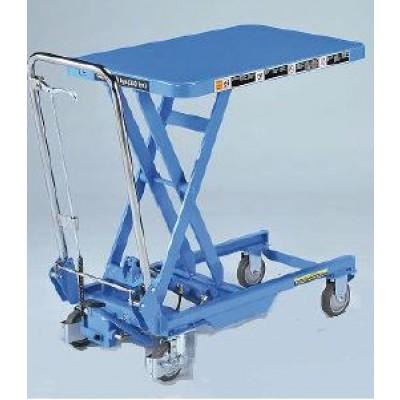 Table élévatrice 150 kg levée maxi 750